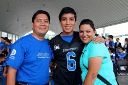 Familia Gonzalez Rivera