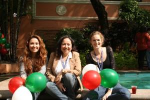 Victoria Garcia, Rocio Beltran, Stefanie Reiser (2)